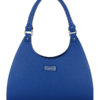 Tiano Collection Handbag Firenze Frame Color Bluette Front