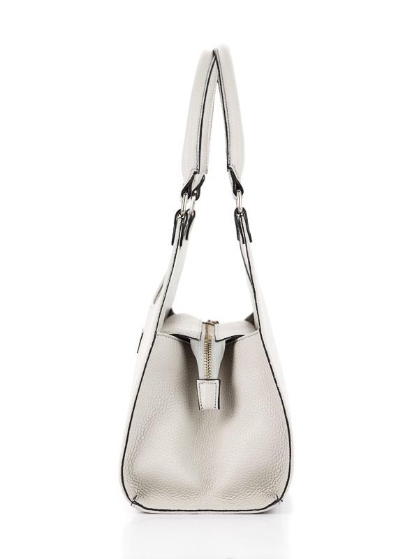 Tiano Collection Handbag Firenze Frame Color Cristal Side A
