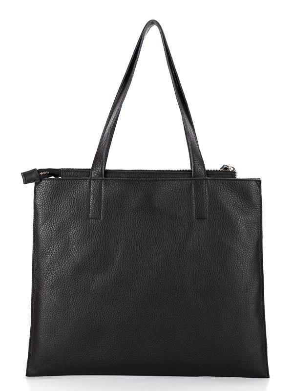 Tiano Collection Handbag Rimini Shopper Color Black Back