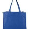 Tiano Collection Handbag Rimini Shopper Color Bluette Back