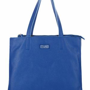 Tiano Collection Handbag Rimini Shopper Color Bluette Front