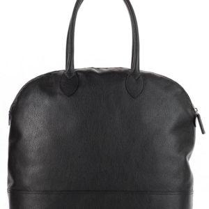 Tiano Collection Handbag Venezia Weekend Color Black Back