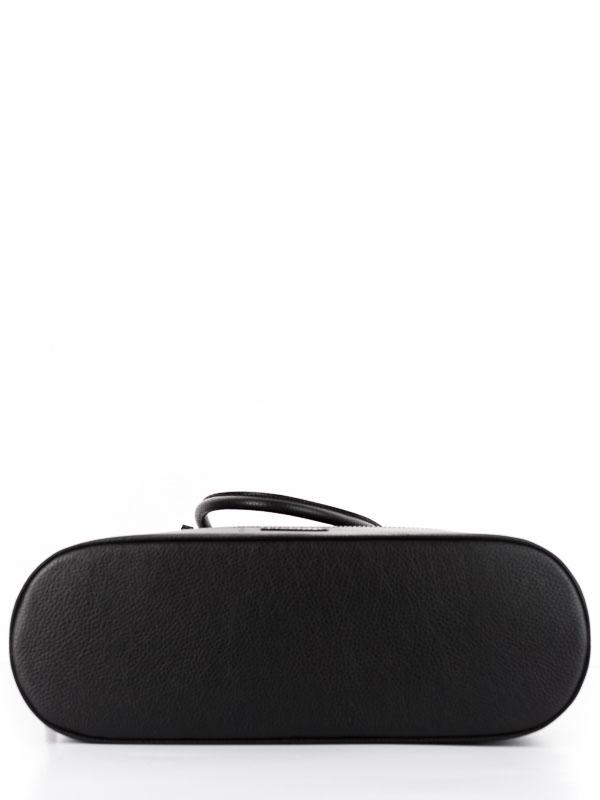 Tiano Collection Handbag Venezia Weekend Color Black Base
