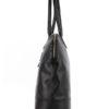 Tiano Collection Handbag Venezia Weekend Color Black Side B