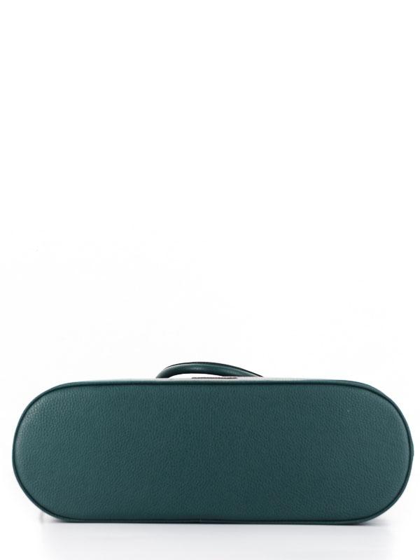 Tiano Collection Handbag Venezia Weekend Color Petrolio Base