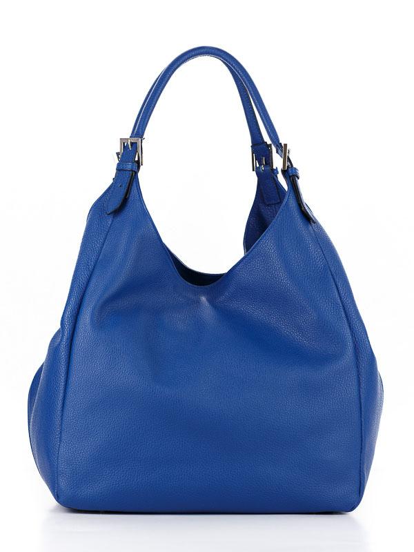 Tiano Collection Handbag Verona Shopper Color Bluett Back