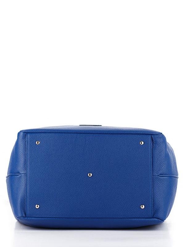 Tiano Collection Handbag Verona Shopper Color Bluett Base