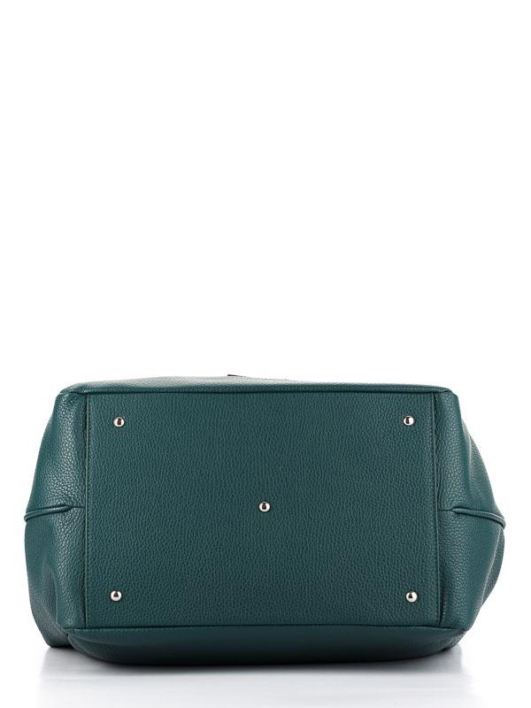 Tiano Collection Handbag Verona Shopper Color Petrolio Base