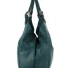 Tiano Collection Handbag Verona Shopper Color Petrolio Side B
