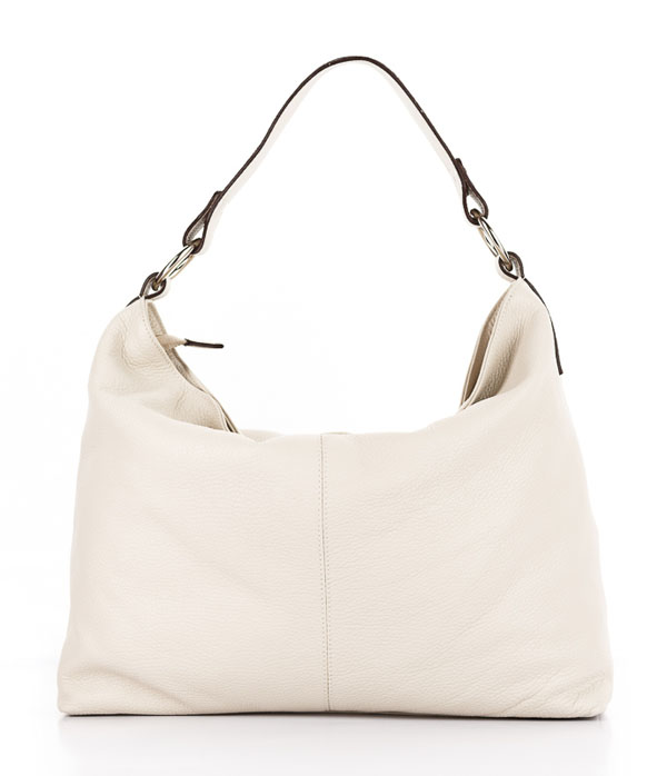 Tiano Collection Handbag Como Tote Color Beige Back
