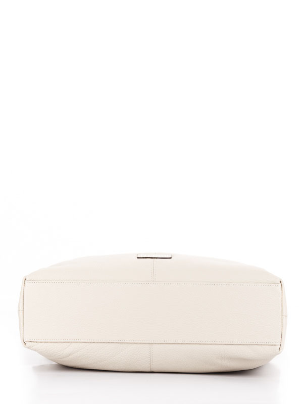 Tiano Collection Handbag Como Tote Color Beige Base
