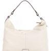Tiano Collection Handbag Como Tote Color Beige Front