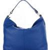 Tiano Collection Handbag Como Tote Color Bluette Back