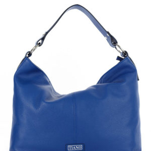 Tiano Collection Handbag Como Tote Color Bluette Front